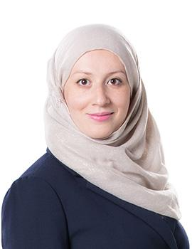 Nisreen Yaghmour, MD
